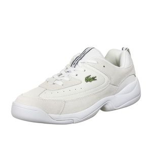 Lacoste NWT Ortholite off white sneakers